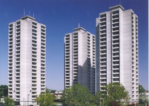 Horn Towers