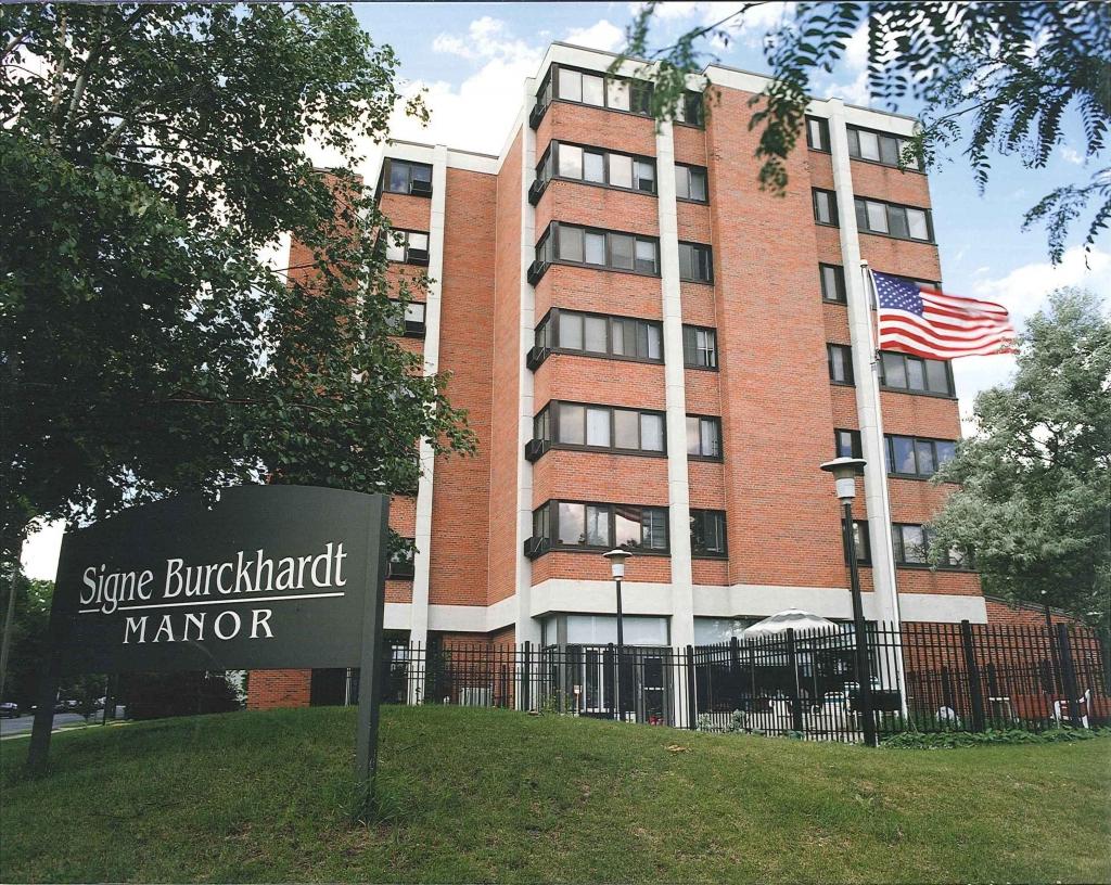 Signe Burckhardt Manor Al S Minneapolis Public