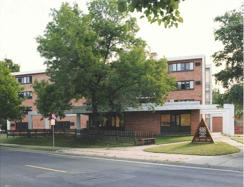 Sibley Triangle Apartments