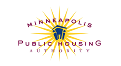 Minneapolis Public Housing Authority Retina Logo