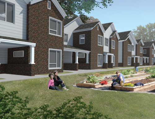"""MPHA secures conditional funding to construct new """"Minnehaha Townhomes"""" for homeless families"""